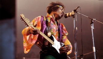 Photo of Jimi HENDRIX